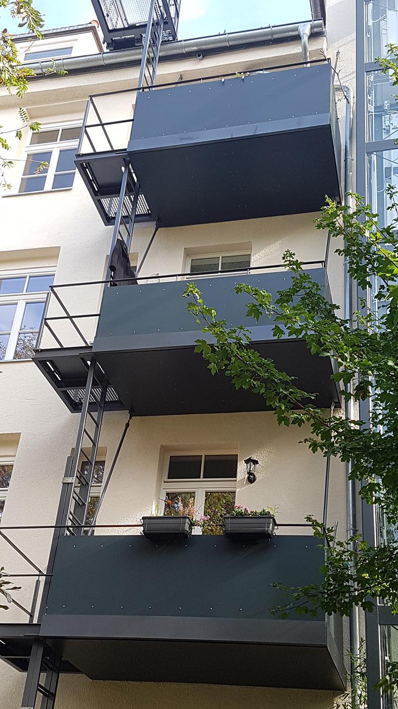 Balkone für München