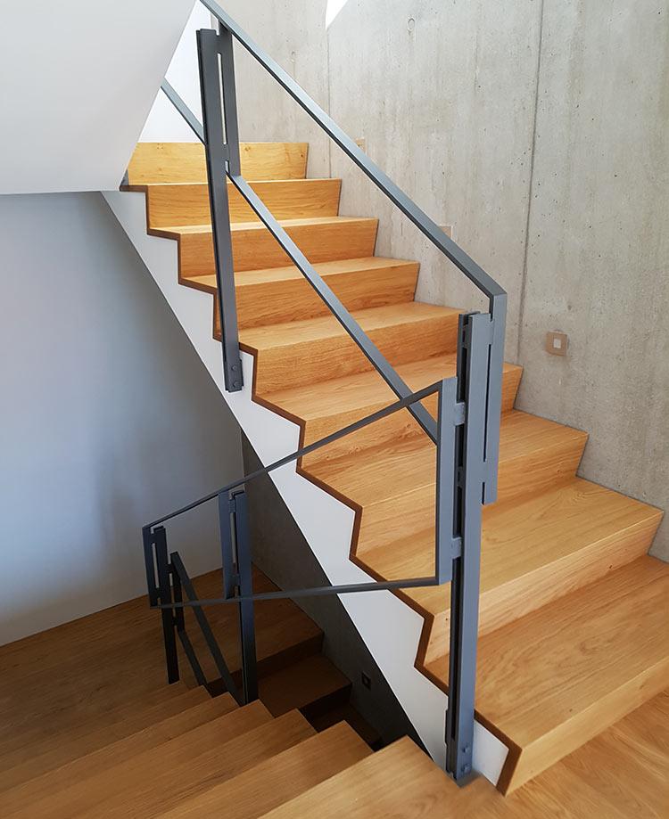 Treppen für München